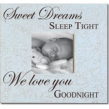 Sweet Dreams Sleep Tight... Picture Frame
