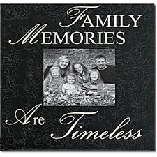 <strong>Forest Creations</strong> Family Memories Are Timeless Home Frame