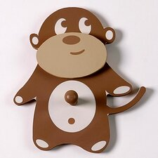 <strong>Forest Creations</strong> Monkey Peg (Set of 2)