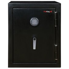 Electronic Lock Security Safe 4.02 CuFt