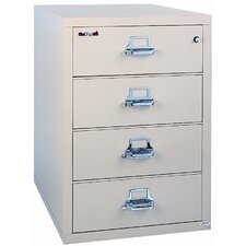 "31"" W Three-Drawer Lateral File"
