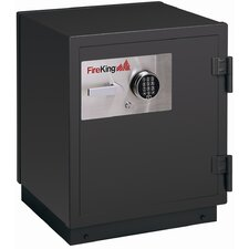 2 Hr Fireproof Burglary Safe