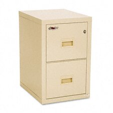 <strong>Fire King</strong> Turtle 2-Drawer File