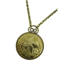 Panama-Pacific International Exposition Commemorative Quarter Eagle Replica Pendant