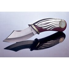 Seated Liberty Dime Pocket Knife