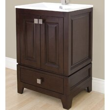 "<strong>IMG</strong> Flair 24"" American Birch Vanity Set"