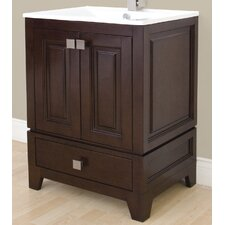 "Flair 32"" American Birch Vanity Set"