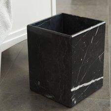 Luna Marble Wastebasket