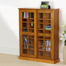 CD / DVD Media Storage Cabinet