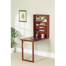 Wall Mounted Hideaway Desk