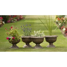 Regency Style Urns Planter (Set of 4)