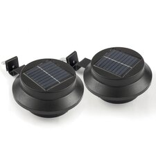 Solar Gutter 3 Light (Set of 2)