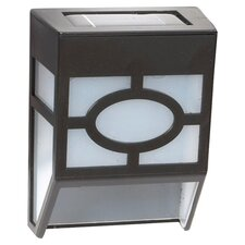 Solar Fence Ambient Brick Light (Set of 4)