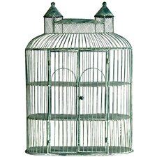 Bird Cage in Green