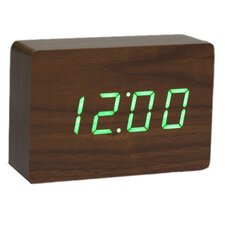 Brick Table Clock