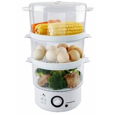 5-Quart Electric Food Streamer