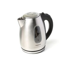 1.79-qt. Cord-Free Brushed Electric Tea Kettle