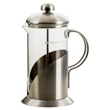 Leaf French Press Coffee Maker
