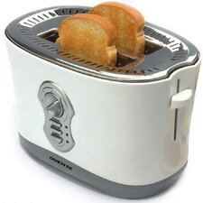 Ovente 2250 Two-Slice Toaster