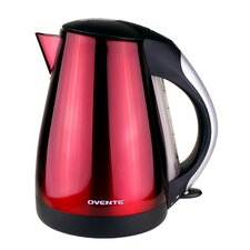 1.8-qt. Cord-Free Stainless Steel Electric Tea Kettle