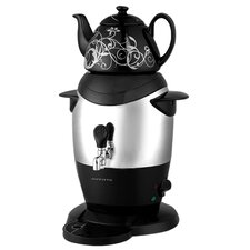 Ovente S21B Samovar Tea Maker