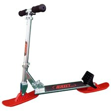 <strong>RAILZ, LLC</strong> Street and Snow Kick Scooter