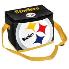 <strong>Forever Collectibles</strong> NFL Zipper Lunch Bag