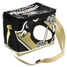 NHL Zipper Lunch Bag