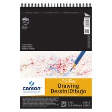 <strong>Canson</strong> Mi Teintes Artist Series Wire Bound Drawing Pads
