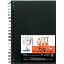 <strong>Canson</strong> Wirebound Sketchbook