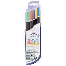 Academy 6 Piece Watercolor Pencil Set