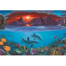 Painting by Numbers Ocean Life Adult Set