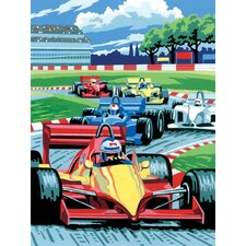 Painting by Numbers Junior Small Grand Prix Set