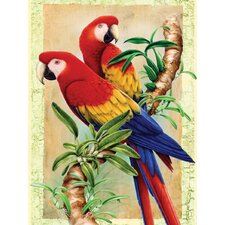 Painting by Numbers Junior Small Bamboo Parrot Set