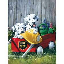 Painting by Numbers Junior Small Fire Waggin Set