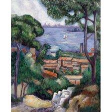 Paint Your Own Masterpiece L EStaque a Villa Set