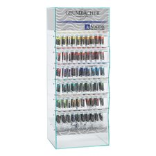 Academy Watercolor Paint Display