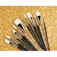 Short Handle Stroke Brush