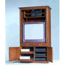 <strong>Leda Furniture</strong> Classics Entertainment Center