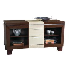 "<strong>Leda Furniture</strong> Lounge 58"" TV Stand"