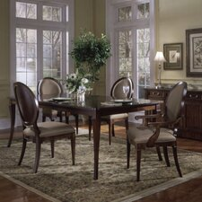 <strong>Leda Furniture</strong> Princeton Dining Table