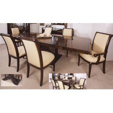 <strong>Leda Furniture</strong> Allegro 7 Piece Dining Set