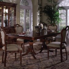 <strong>Leda Furniture</strong> Princeton 7 Piece Dining Set