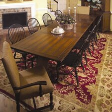 <strong>Leda Furniture</strong> Nottingham Cottage 11 Piece Dining Set
