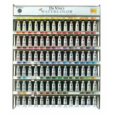 37 ml Watercolors Paint Display