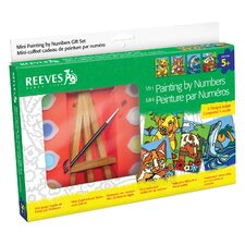 <strong>Reeves</strong> Paint By Numbers Mini Easel
