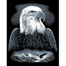 Bald Eagle Scraperfoil