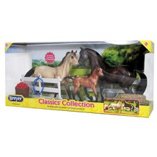 Breyer Sport Horse Family