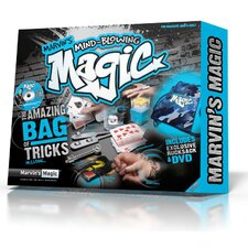 Marvin's Amazing Bag of Tricks Box