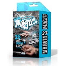Marvin's Mind Blowing Amazing Tricks and Stunts 25 Piece Set